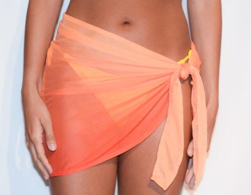neon sarong