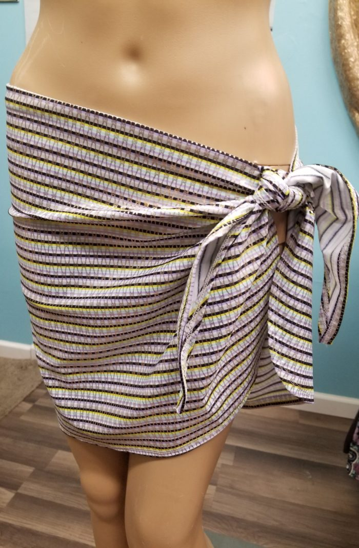 sarong beach skirt coverup