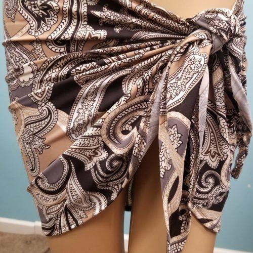 beach skirt sarong cover ups